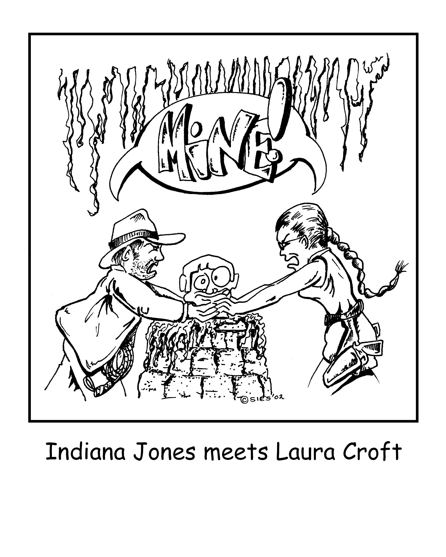 Jones Vs Croft